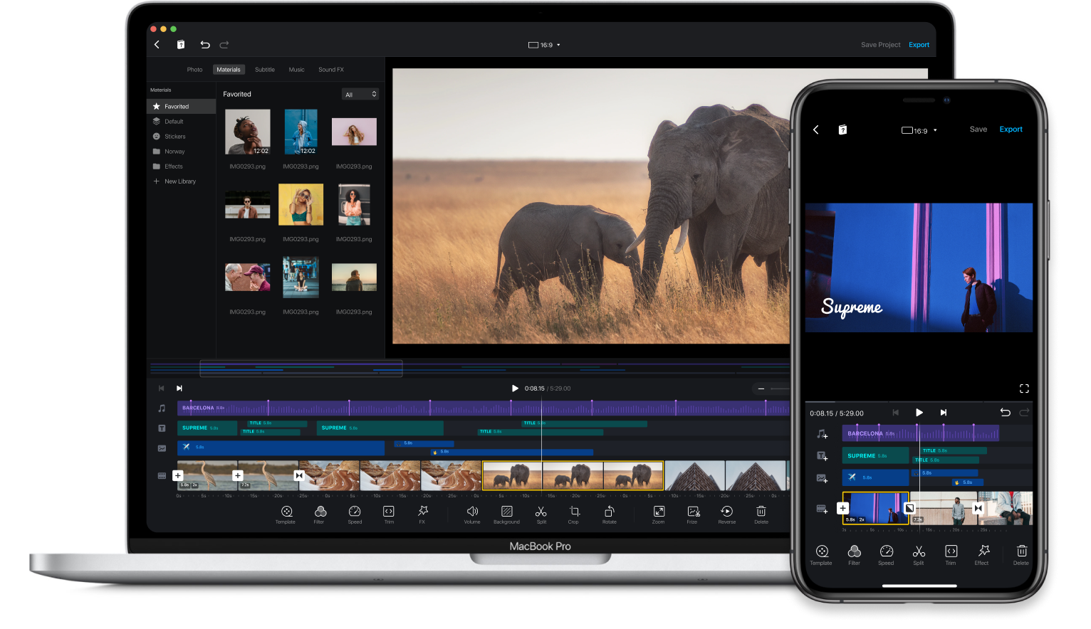 VN Video Editor - Simple and Powerful Video Editor (VlogNow)